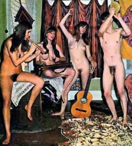 images de hippies - Page 5 Hippies-musiciens
